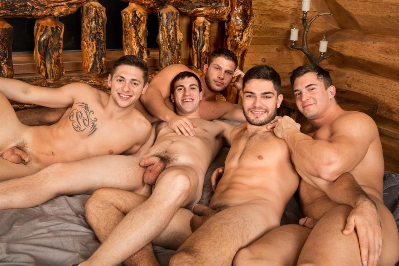 Happy Saturday night boys!